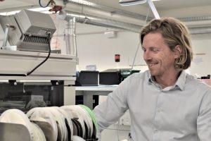 Florian Mayr, Leitung Linner Elektronik