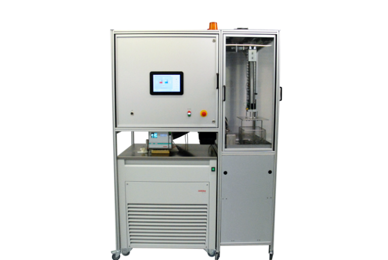 Flüssigkeit Schocktest Prüfstand (Liquid-To-Liquid Thermal Shock)