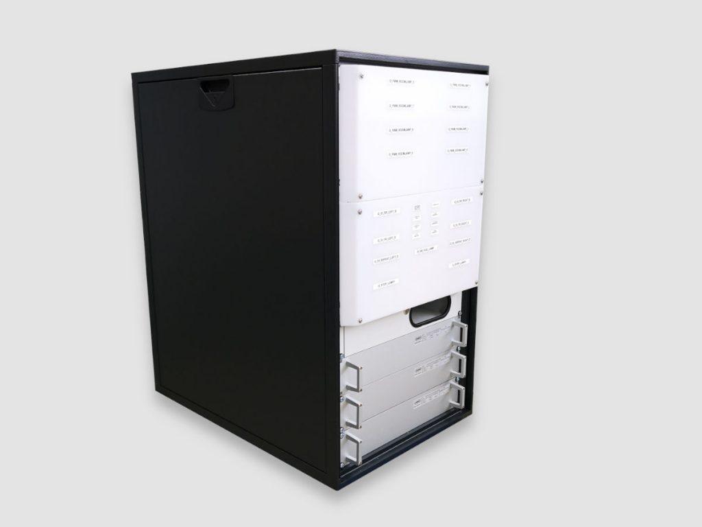 Loadbox Prüfstand
