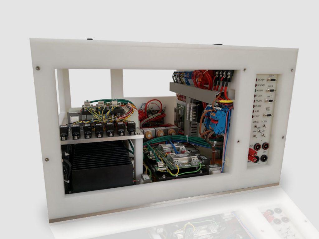 Loadbox und Breakoutbox für einfache Lastsimulationen